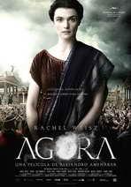 Agora - 27 x 40 Movie Poster - Spanish Style B