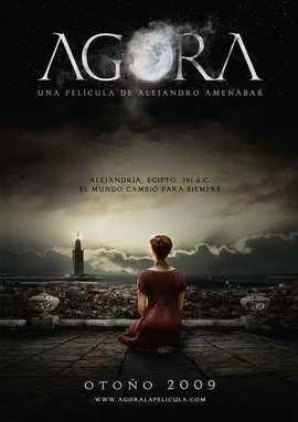 Agora - 27 x 40 Movie Poster - Spanish Style A