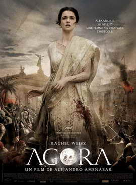 Agora - 27 x 40 Movie Poster - French Style A