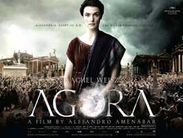 Agora - 30 x 40 Movie Poster UK - Style A