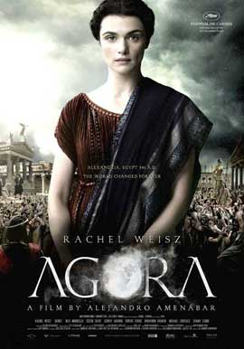 Agora - 27 x 40 Movie Poster - Style D