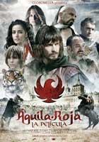 Aguila roja, la pelicula - 11 x 17 Movie Poster - Spanish Style A