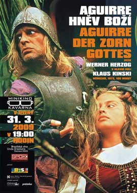 Aguirre: The Wrath of God - 11 x 17 Movie Poster - Czchecoslovakian Style A