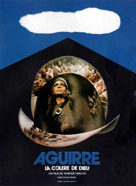 Aguirre: The Wrath of God - 11 x 17 Movie Poster - French Style A