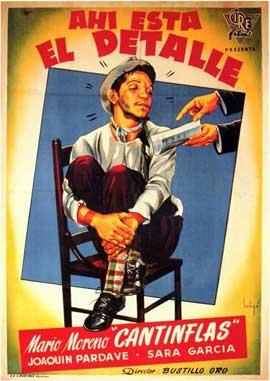 Ahi Esta el Detalle - 11 x 17 Movie Poster - Spanish Style A