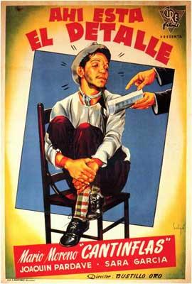 Ahi Esta el Detalle - 27 x 40 Movie Poster - Spanish Style A