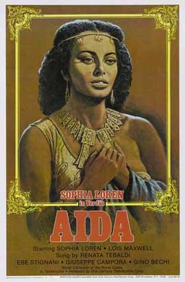 Aida - 11 x 17 Movie Poster - Style B
