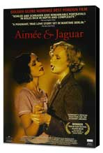 Aimee and Jaguar - 27 x 40 Movie Poster - Style A - Museum Wrapped Canvas