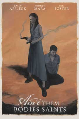 Ain't Them Bodies Saints - 27 x 40 Movie Poster - Style A
