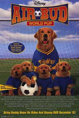 Air Bud:  World Pup - 27 x 40 Movie Poster - Style A