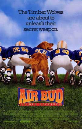 Air Bud: Golden Receiver - 11 x 17 Movie Poster - Style B
