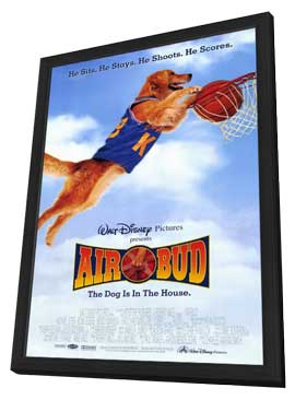 Air Bud: Golden Receiver - 11 x 17 Movie Poster - Style A - in Deluxe Wood Frame