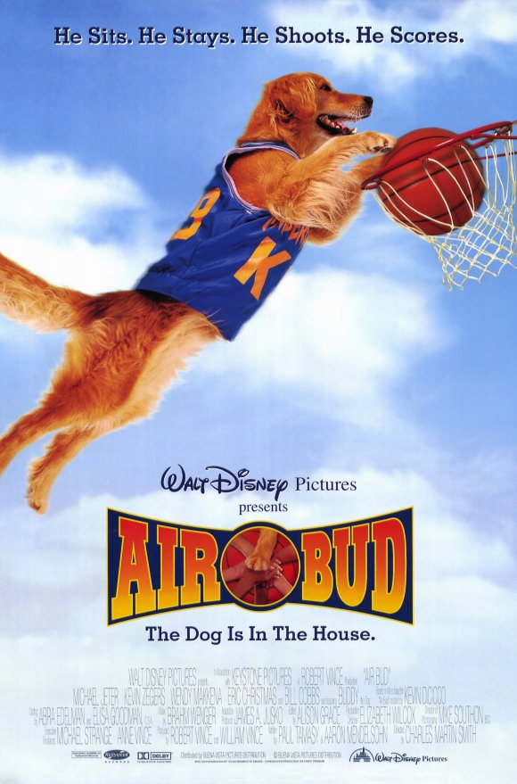 Air Bud: Golden Receiver Movie Posters From Movie Poster Shop