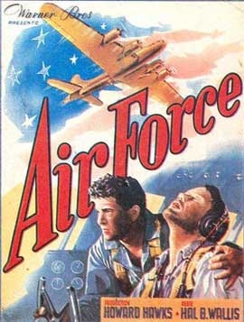 Air Force - 11 x 17 Movie Poster - Style A
