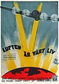 Air Force - 11 x 17 Movie Poster - German Style A