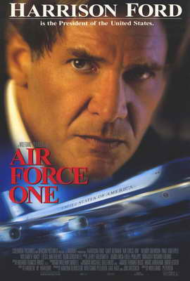Air Force One - 27 x 40 Movie Poster - Style A
