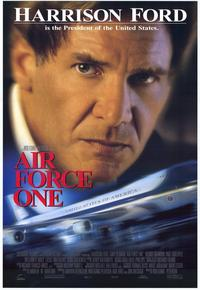 Air Force One - 43 x 62 Movie Poster - Bus Shelter Style A