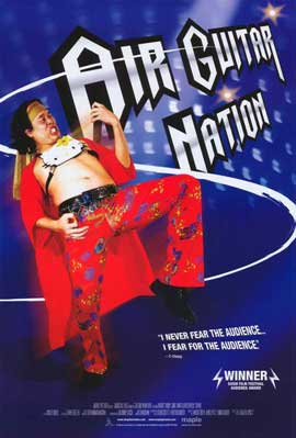 Air Guitar Nation - 11 x 17 Movie Poster - Style A