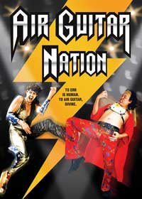 Air Guitar Nation - 27 x 40 Movie Poster - Style B