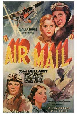 Air Mail - 27 x 40 Movie Poster - Style A