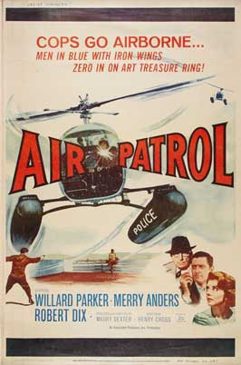 Air Patrol - 27 x 40 Movie Poster - Style B