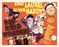 Air Raid Wardens - 22 x 28 Movie Poster - Half Sheet Style A