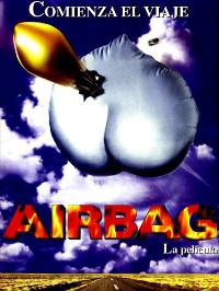 Airbag - 11 x 17 Movie Poster - Spanish Style A