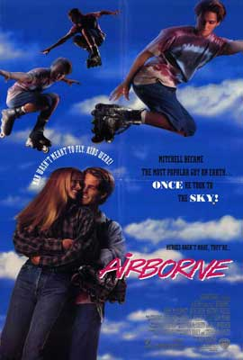 Airborne - 27 x 40 Movie Poster - Style A