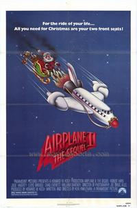 Airplane 2: The Sequel - 11 x 17 Movie Poster - Style A