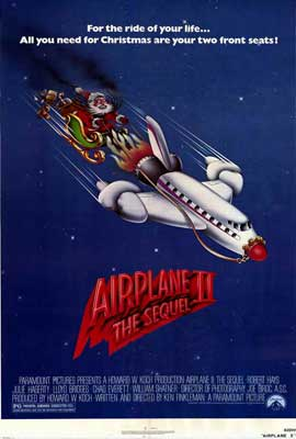 Airplane 2: The Sequel - 27 x 40 Movie Poster - Style A