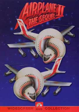 Airplane 2: The Sequel - 11 x 17 Movie Poster - Style B