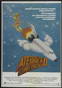 Airplane 2: The Sequel - 27 x 40 Movie Poster - Spanish Style A