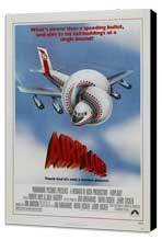 Airplane! - 27 x 40 Movie Poster - Style A - Museum Wrapped Canvas