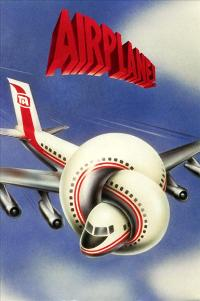 Airplane! - 43 x 62 Movie Poster - Bus Shelter Style A