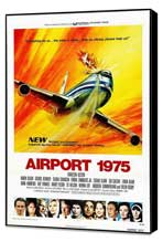 Airport 1975 - 27 x 40 Movie Poster - Style A - Museum Wrapped Canvas