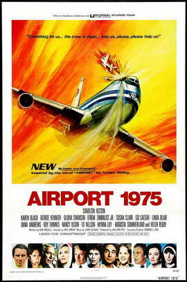 Airport 1975 - 11 x 17 Movie Poster - Style A