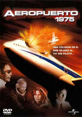 Airport 1975 - 27 x 40 Movie Poster - Spanish Style A