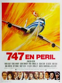 Airport 1975 - 27 x 40 Movie Poster - French Style A