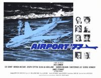 Airport '77 - 11 x 17 Movie Poster - Style B