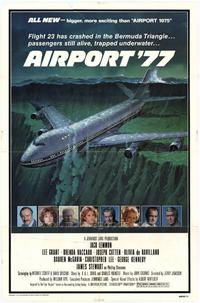 Airport '77 - 43 x 62 Movie Poster - Bus Shelter Style A