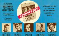 Airport - 11 x 17 Movie Poster - Spanish Style A