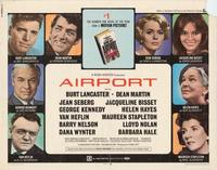 Airport - 22 x 28 Movie Poster - Half Sheet Style A