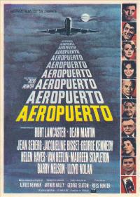 Airport - 11 x 17 Movie Poster - Spanish Style B