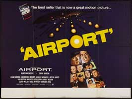 Airport - 11 x 14 Poster UK Style A