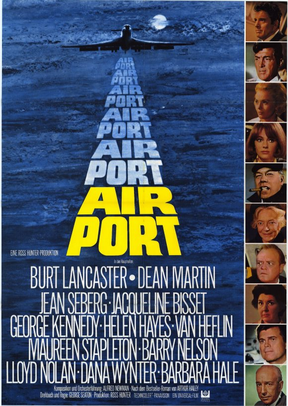 Airport Movie Posters From Movie Poster Shop