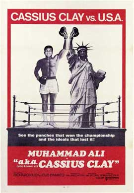 A.k.a. Cassius Clay - 11 x 17 Movie Poster - Style A