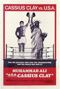 A.k.a. Cassius Clay - 27 x 40 Movie Poster - Style A