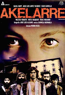 Akelarre - 11 x 17 Movie Poster - Spanish Style A