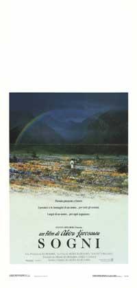 Akira Kurosawa's Dreams - 13 x 28 Movie Poster - Italian Style A