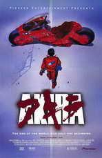 Akira - 11 x 17 Movie Poster - Style B